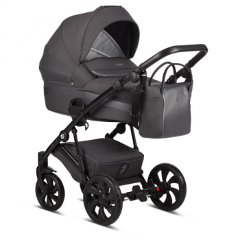 Коляска 2 в 1 Tutis Zippy 2020, Dark Grey (157)